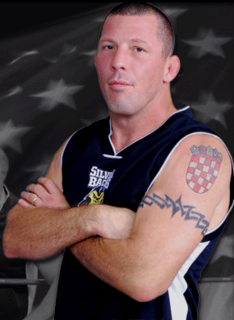Pat Miletich American mixed martial arts fighter