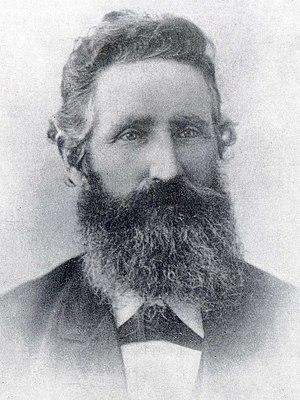 Patrick Durack - Patrick Durack in 1880.