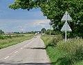 Paudy Lane near Quorn Park - geograph.org.uk - 858987.jpg