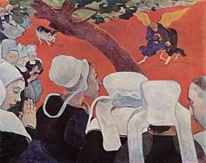 Synthetism - Image: Paul Gauguin 137