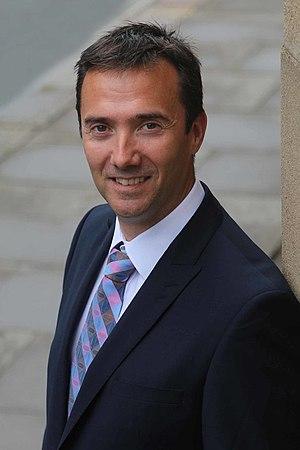 Paul McLaughlin (businessman) - Image: Paul mclaughlin portrait