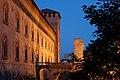 Pavia - Castello Visconteo.JPG