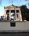 Pavia - Via XX Settembre - Lapide al capitano Pietro Verri - panoramio.jpg