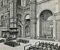 Pavia interno della cattedrale xilografia di Barberis.jpg