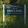Pawling, NY, welcome sign.jpg
