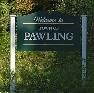 Pawling (town), New York Town in New York, United States