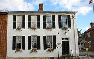 Washington, Kentucky - Paxton Inn