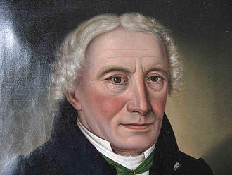 Cappelen (family) - Image: Peder v C maleri