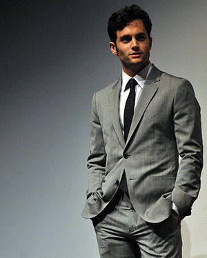 Chance Chancellor - Penn Badgley was the final child actor to portray the role.