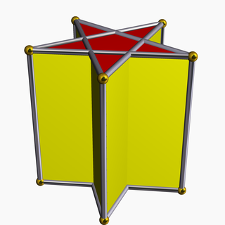 Pentagrammic prism