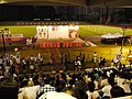People's Action Party general election rally, Bedok Stadium, Singapore - 20110501-05.jpg