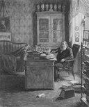 Per Jakob Liedbeck, 1802-1876 (Carl Gustaf Hellqvist) - Nationalmuseum - 39137.tif