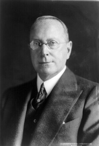 Percy Avery Rockefeller - Percy Rockefeller in 1932