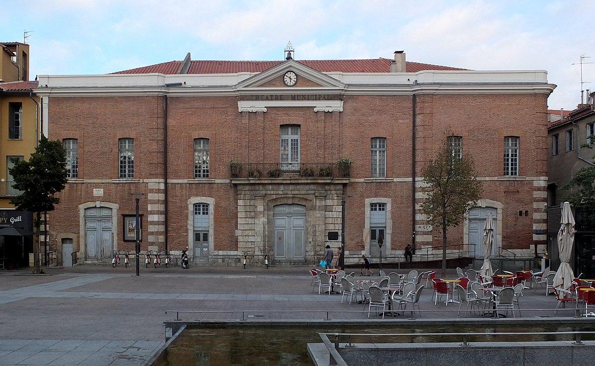 theatre de la rencontre perpignan