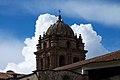Peru - Cusco 024 - Qorikancha in the clouds.jpg