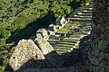 Peru - Machu Picchu 107 - looking out to the southern terraces (7368747132).jpg
