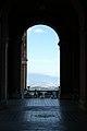 Perugia, 2009 - Palazzo della Provincia e della Prefettura, portico.jpg