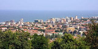 Pesaro Comune in Marche, Italy
