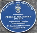 Peter Mark Roget blue plaque.jpg