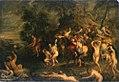 Peter Paul Rubens and Jan Boeckhorst - The escape of Cloelia from the camp of Porsenna.jpg
