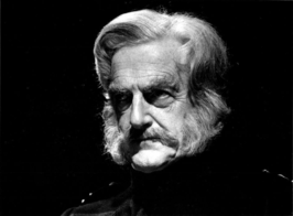 Peter Pears in 1971