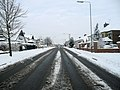 Pettits Lane in Romford in the snow.jpg
