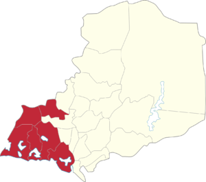 Legislative districts of Bulacan - 1st District of Bulacan