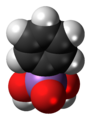 Phenylarsonic acid molecule spacefill.png