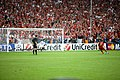 Philipp Lahm Petr Cech penalty kick Champions League Final 2012.jpg