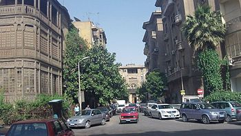 Garden City Egypt
