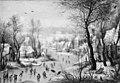 Pieter Bruegel d.Æ. - Winter Scenery - KMSsp171 - Statens Museum for Kunst.jpg