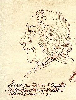Pietro Paolo Bencini Italian Baroque composer (c1670–1755)