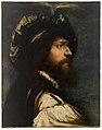 Pietro della Vecchia - Portrait in profile of a bearded man.jpg