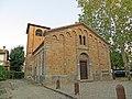 Pieve di San Biagio (Talignano, Sala Baganza) - facciata e lato nord 2 2019-09-16.jpg