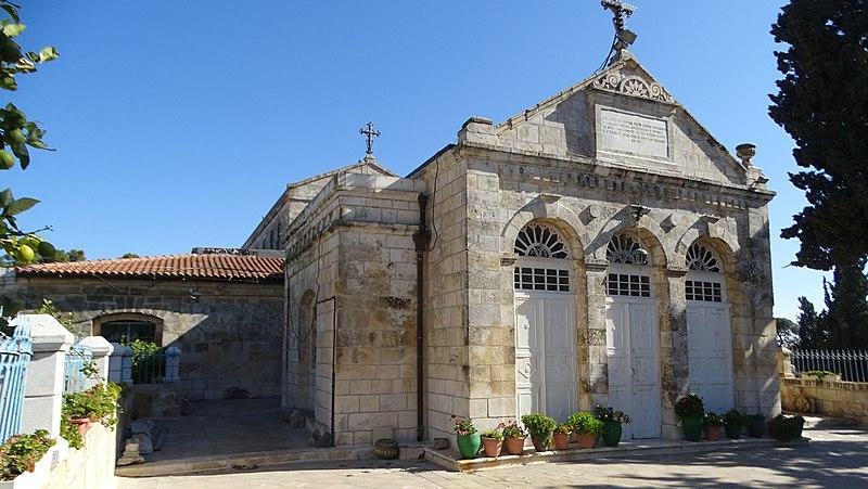 כנסיית וירי גליליי-אנשי הגליל