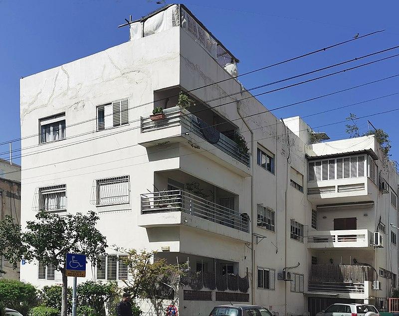 הבית ביהודה הלוי 5 תל אביב