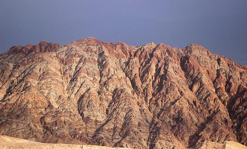הר שלמה ליד אילת