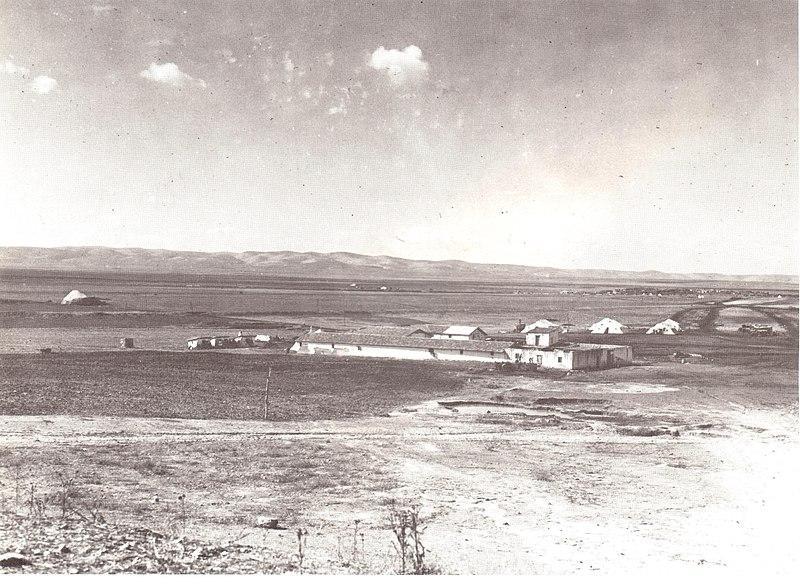 שדה התעופה בעפולה 1918