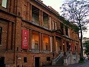 Pinacoteca do Estado - Fachada Luz