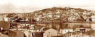 Piraeus port 19th century