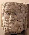 Pirano, san francesco, frammento di mascherone, xiv secolo ca.jpg