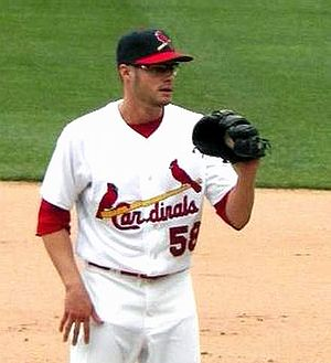 Pitcher Joe Kelly 2012.jpg