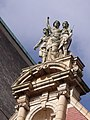 Pitman Chambers, Corporation Street - sculpture on top (3854320166).jpg