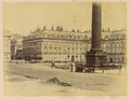 Place Vendôme and the Barricade in the Rue de la Paix WDL1270.png