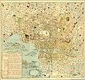 Plan of Edo area revised in Ansei period (15206455899).jpg