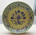 Plate with lotus & water plants Asian Art Museum SF B60P1675.JPG