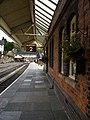Platform 2, Llangollen Railway Station - geograph.org.uk - 1568648.jpg