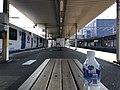 Platform No.2 & 3 of Kashii Station.jpg