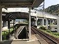 Platform of Seiryu-Shin-Iwakuni Station 4.jpg