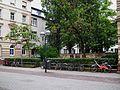 Platz ehemalige Synagoge Karlsruhe Juli 2012.JPG